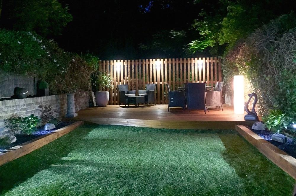 garden lighting finsbury park n4